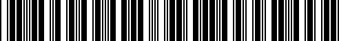 Barcode for T99J3-4RA0D